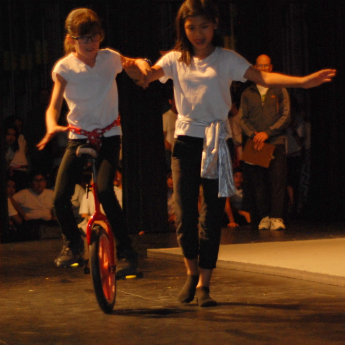 Betsaida unicycle