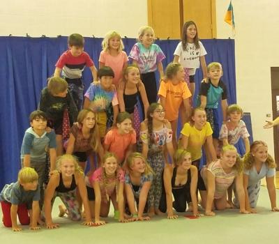 pyramid 22 kids
